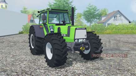 Deutz DX 145 FL console для Farming Simulator 2013