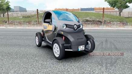 Renault Twizy Z.E. 2012 для Euro Truck Simulator 2