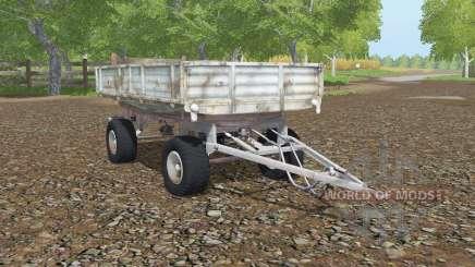 Autosaꞑ D-47 для Farming Simulator 2017