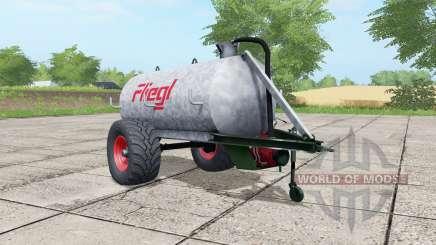Fliegl VFW 5000 ghost для Farming Simulator 2017