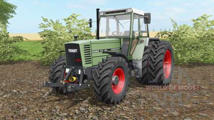 Fendt Farmer 300&312 LSA Turbomatik для Farming Simulator 2017