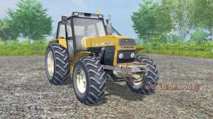 Ursus 1614 orange yellow для Farming Simulator 2013