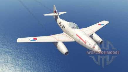 Messerschmitt Me.262 v1.1 для BeamNG Drive