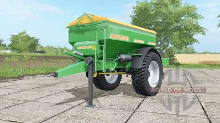 Amazone ZG-B 8200 v1.1 для Farming Simulator 2017