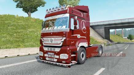 Mercedes-Benz Axor 1840 MegaSpace для Euro Truck Simulator 2