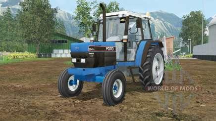 Ford 6640 Powerstar SLE для Farming Simulator 2015
