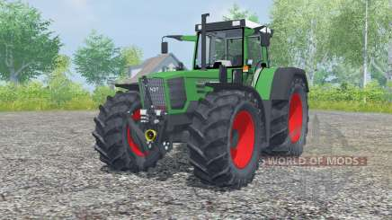 Fendt Favorit 824 Turboshifƭ для Farming Simulator 2013