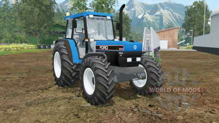Ford 8340 для Farming Simulator 2015