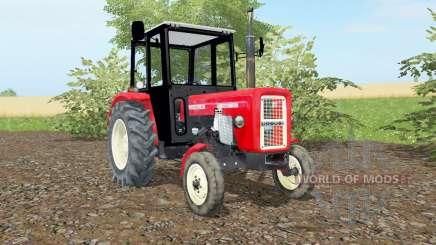 Ursus C-360 red для Farming Simulator 2017
