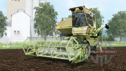 СК-5 Нивᶏ для Farming Simulator 2015