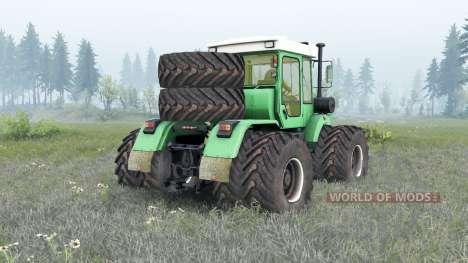 ХТЗ-17022 для Spin Tires