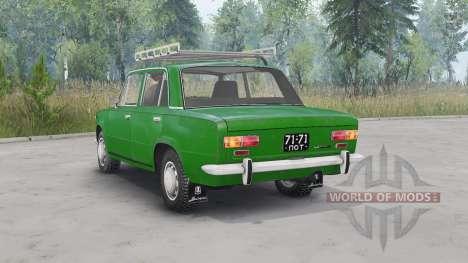 ВАЗ-2101 Жигули для Spin Tires