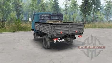УАЗ-452Д для Spin Tires