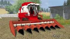 Fortschritt E 531 red для Farming Simulator 2013