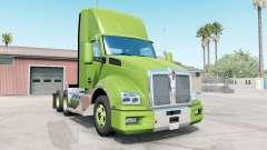 Kenworth T880 android green для American Truck Simulator