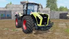 Claas Xerion 4000〡4500〡5000 Trac VC для Farming Simulator 2017