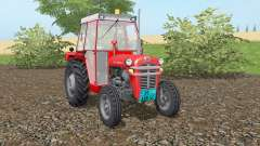 IMT 539 coral red для Farming Simulator 2017