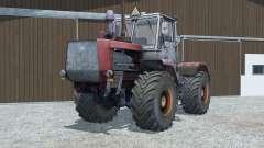 Т-150К умеренно-красный для Farming Simulator 2013