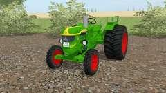 Deutz D 40S islamic greeꞑ для Farming Simulator 2017