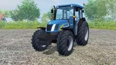 New Holland T4050 front loader для Farming Simulator 2013