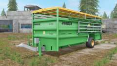 Joskin Betimax RDS 6000 jade для Farming Simulator 2017