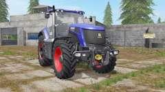 JCB Fastrac 8280&8310 governor bay для Farming Simulator 2017