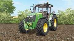 John Deere 5085M FL console для Farming Simulator 2017