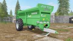 Joskin Tornado3 T6516-19V для Farming Simulator 2017