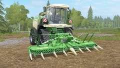 Krone BiG X 580 crawleᶉ для Farming Simulator 2017