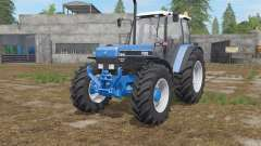 Ford 7840〡8240〡8340 для Farming Simulator 2017