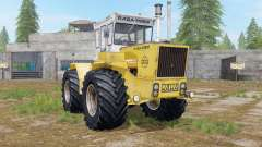 Raba-Steiger 250 minion yellow для Farming Simulator 2017