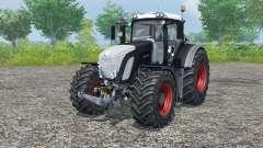 Fendt 936 Vario Black Beauty для Farming Simulator 2013