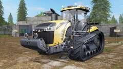 Challenger MT800E-series для Farming Simulator 2017