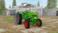 Deutz D 40S islamic greᶒꞑ для Farming Simulator 2017