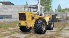 Raba-Steiger 250 indian yellow для Farming Simulator 2017