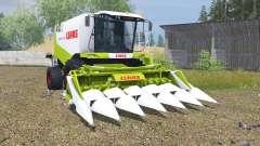 Claas Lexion 550 rio grande для Farming Simulator 2013