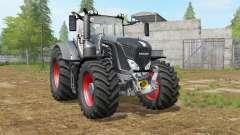 Fendt 930-939 Vario wheels selection для Farming Simulator 2017