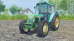 John Deere 3030 crayola green для Farming Simulator 2013