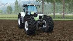 Deutz-Fahr Agrotron X 720 celadon для Farming Simulator 2015