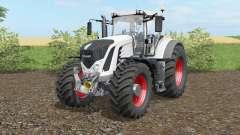 Fendt 930-939 VarioGrip для Farming Simulator 2017