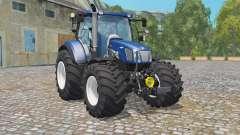 New Holland T6.160 BluePoweᶉ для Farming Simulator 2015