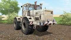 Кировец К-701 пыль и следы от колёс для Farming Simulator 2017
