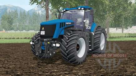 JCB Fastrac 8310 sapphire blue для Farming Simulator 2015