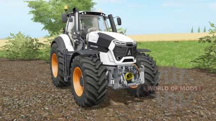 Deutz-Fahr 9290-9340 TTV Agrotroꞑ для Farming Simulator 2017