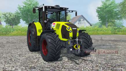 Claas Arion 620 peridot для Farming Simulator 2013