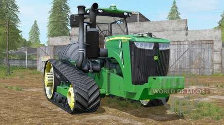 John Deere 9460〡9510〡9560 RT для Farming Simulator 2017