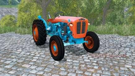 Lamborghini 1R giants orange для Farming Simulator 2015