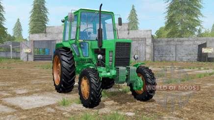 МТЗ-82 Беларус салатовый для Farming Simulator 2017