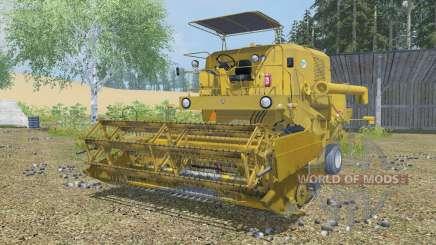 Bizon Super Z056 roncꞕi для Farming Simulator 2013