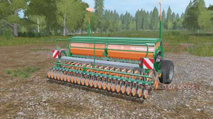 Amazone D9 4000 Super для Farming Simulator 2017